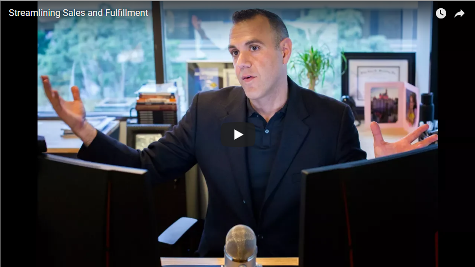 Streamlining Sales And Fulfillment [VIDEO]